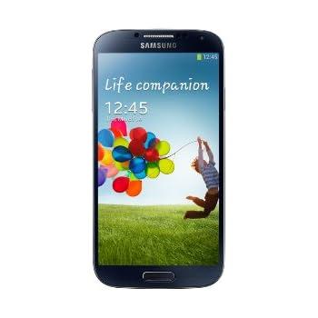 Samsung Galaxy S4 5 inch UK SIM-free (unlocked) Smartphone (Quad Core 1.9GHz, 2Gb RAM, 16Gb storage, 4G, WLAN, BT, Camera, Android 4.2.2) - Black Mist