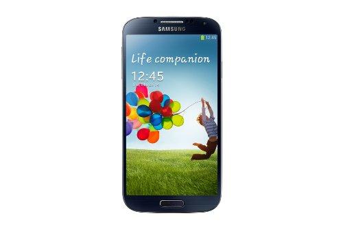 Samsung Galaxy S4 i9505 Smartphone débloqué 4G (Ecran: 4.99 pouces - 16 Go - Android 4.2 Jelly Bean) Noir (Import Europe)