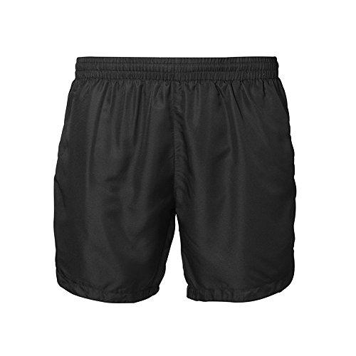 ID Herren Sport-Shorts (Xlarge) (Schwarz) -