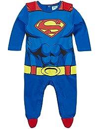 Superman Babies Combinaison 2016 Collection - bleu