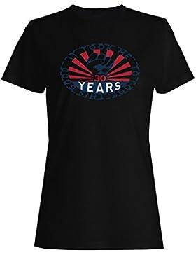 Me tomó 30 años mirar este buen puño de hierro camiseta de las mujeres ll63f