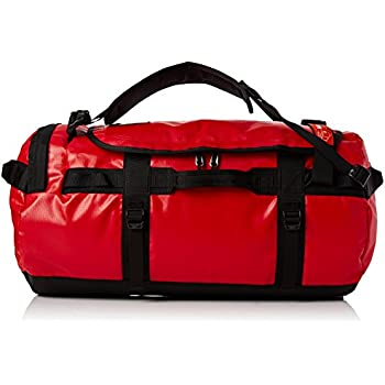81747efe4a The North Face Water Resistant Base Camp Unisex Outdoor Travel Bag  available in Tnf Red/