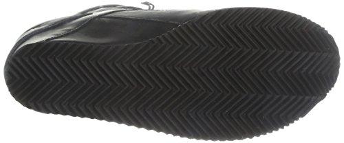 Calvin Klein Jeans - Vania Smooth, Scarpe da ginnastica Donna Nero (Noir (Blk))