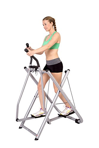 41ou%2BLWqAIL - SportPlus Air Walker - Nordic Walker Machine with Training Computer - Max. User Weight 100 kg - Foldable