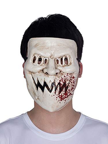DISBACANAL Máscara La Purga Afilada