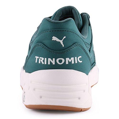 Puma R698 Nylon chaussures green