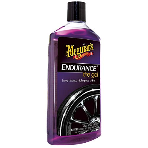 Meguiar's G7516EU Endurance High Gloss Tyre Gel 473 ml