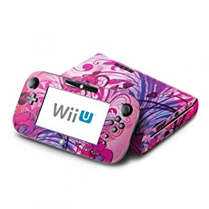 DecalGirl Nintendo Wii U Skin Design Aufkleber Sticker Set – Spring Breeze