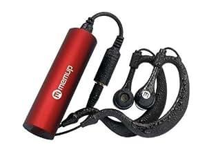 MEMUP Kanyon Waterproof 4 GB MP3 Player - red