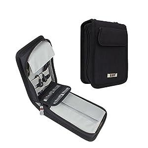 BUBM Nintendo 3DS Umhängetasche Paket-Konsolen-Spiel 3DS LL/XL Tasche Travel Bag Gepäck –