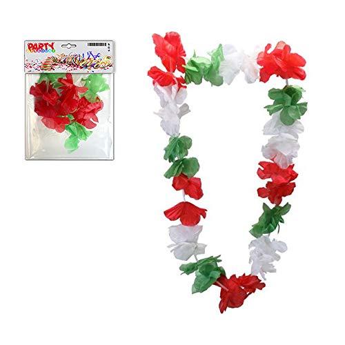 PARTY DISCOUNT Hulakette Italien, (Italienisches Themen Kostüm)