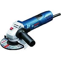 Bosch Professional GWS 7-115 E Winkelschleifer 115 mm, 720 Watt mit Wiederanlaufschutz, 6-stufige Drehzahlvorwahl in Karton, 0601388203
