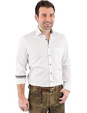Arido Trachtenhemd Herren Langarm 2900 255 20 39