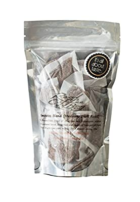 Real Coffee Bag Company - Emirates Blend - Fresh Ground Coffee Bags - just Like a Teabag by Real Coffee Bag Company Ltd