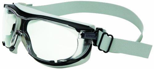 Uvex s1650d Carbon Vision Sicherheit Eyewear, Schwarz/Grau von Uvex
