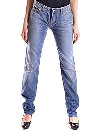 Dolce E Gabbana Femme MCBI099049O Bleu Coton Jeans