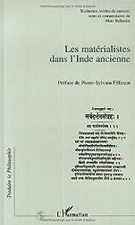 Les Matérialistes dans l'Inde ancienne