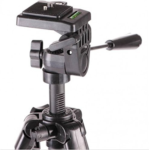 Simpex 333 Black Platinum Tripod  available at amazon for Rs.999