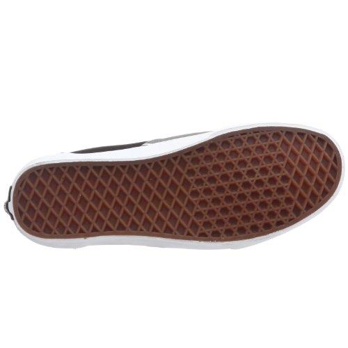 Vans Unisex-Erwachsene Era Sneakers Schwarz (Pewter/Black / PBQ)