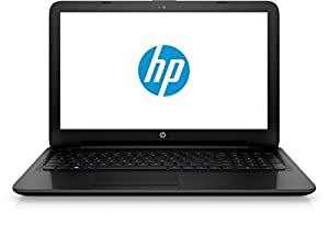 HP 15-ac127ng 39,6 cm (15 Zoll / Full HD) Notebook (Intel Pentium N3700, 4 GB RAM, 500 GB HDD, Intel HD Grafikkarte, SuperMulti DVD-Brenner, Windows 10) schwarz