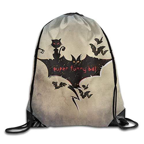 HLKPE Drawstring Backpack Art Design Print Rucksack Shoulder Bags Gym Bag Cool Nerver Forget 911 Memory September 11th (Lace-designs Coole Vans Für)