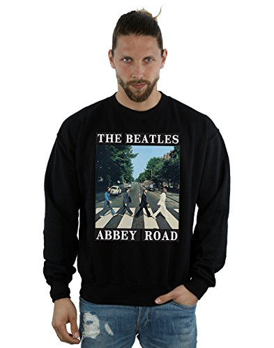 The Beatles Homme Abbey Road Sweat-Shirt