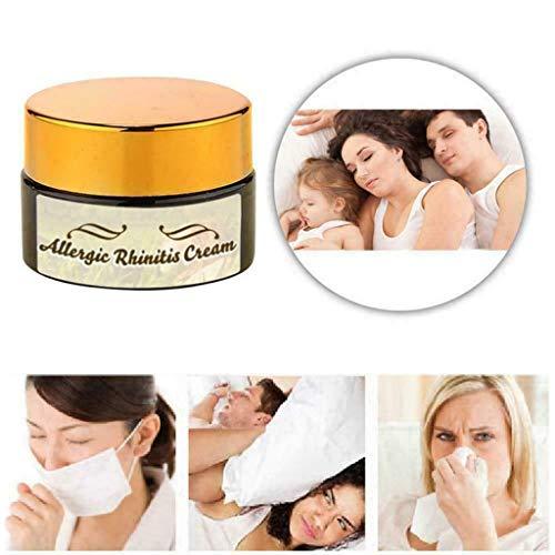 Sisit Rhinitis Salbe für chronisch allergische Rhinitis Sinusitis Nasale Obstruktion 20ml Nährt und befeuchtet die Nase und unterstützt ihre natürliche Regeneration mit Vitamin A. -