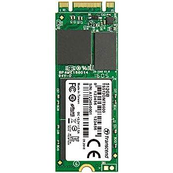Transcend TS512GMTS600 - Disco Duro sólido Interno SSD M.2 de 512 ...