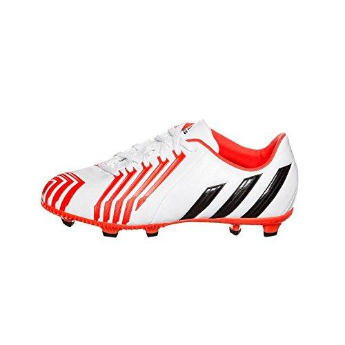 Adidas - Predator Absolado Instinct Fg, Scarpe Da Calcio per bambini e ragazzi Bianco