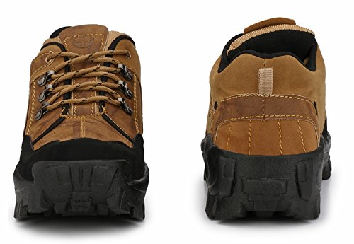 Afrojack Men's All Tough Synthetic Leather Outdoor Shoes