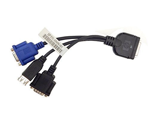 Used, HPE c-Class Blade SUV Cable for C7000 & C300