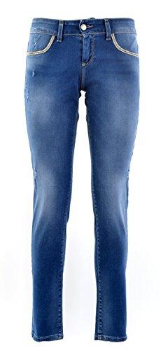Jeans FLY GIRL Blu - 34