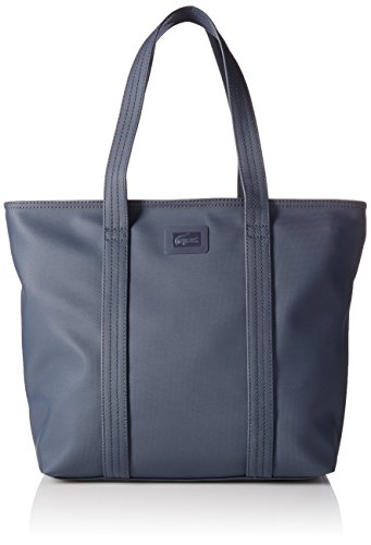 Preisvergleich Produktbild LACOSTE Women's Classic Medium Shopping Bag Black Iris