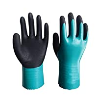 BFFDD Outdoor Sports Gloves Wear-resistant Protective Breathable Comfortable Riding Anti-cut Riding Cycling Gloves Work Gloves Outdoor Protective Oil Non-slip Gloves Sliding   Breathable Road Bike Glo