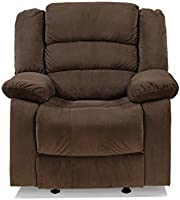 Royal Oak Divine Single Seater Recliner (Brown)