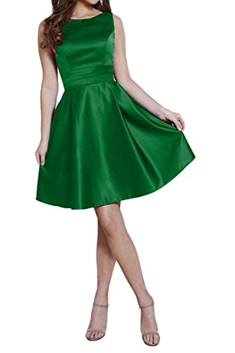 Ivydressing - Robe - Trapèze - Femme Vert - Vert foncé