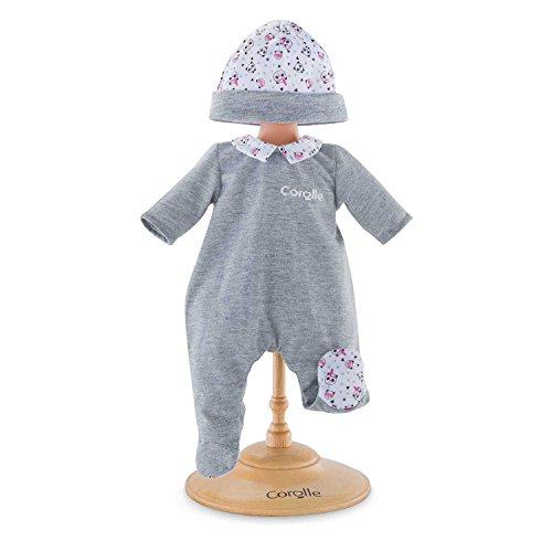 mon grand poupon Corolle - 140050 - Pyjama panda party pour poupon 36cm