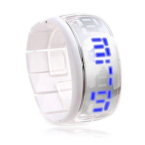 bracciale-future-design-led-blu-orologio-da-polso-bianco