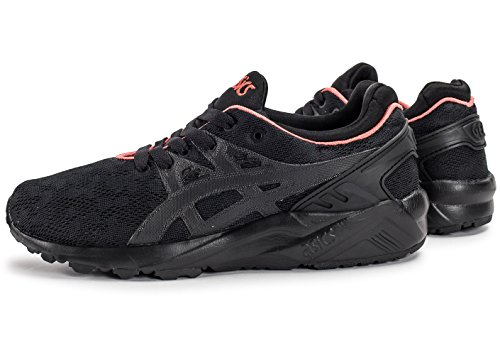 Baskets Asics Gel Kayano Trainer EVO Blanc Schwarz