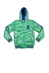 Allen Solly Junior Boys Jacket (AKBJK515053_Green_5 - 6 years)