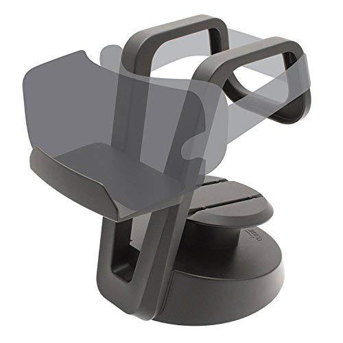 VR Headset Ständer - ElecGear Universal Standfuß mit Kabel Organizer für PS VR Brille, Virtual Reality Google Glasses, 3D-Spiel Box Stand - PlayStation PSVR, Oculus Rift, HTC VIVE, Samsung Gear VR