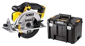 DeWalt DCS391NT-XJ Scie circulaire 18 V sans batterie/accessoires avec T-Stak Box vi