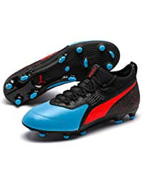 b8a4ef00df7 Puma Men s ONE 19.4 FG AG Football Boots
