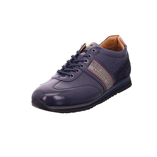 La Martina Herren Sneaker L6050245 blau 536690
