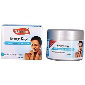 Nandini Every Day All Purpose Face Cream, 50g