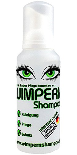 Wimpernshampoo - Wimpernschaum 150ml
