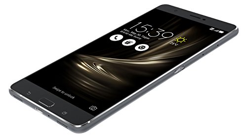 Asus Zenfone 3 ZU680KL Tablet (64GB, 6.8 Inches, WI-FI) Grey, 4GB RAM Price in India