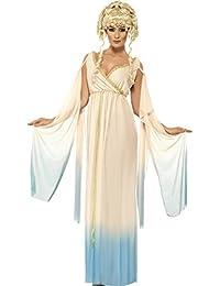 Da donna divinità greca Princess Aphrodite pacchetto Toga Maxi taglia  adulto UK 12-22 le 329f8b72c2b