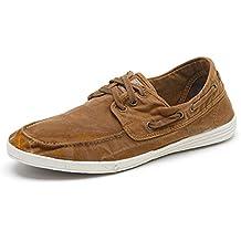 Natural World Eco 303E Scarpe Sneakers Ecologico Vegan per Uomo in Tela all  Stars Ultimo Modello 4c388b87833