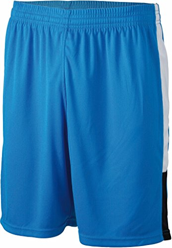 JAMES & NICHOLSON Funktionelle Teamshorts cobalt/white/black